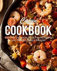 Cajun Cookbook By Book Sumo