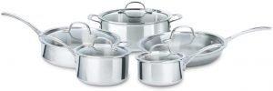 Calphalon Tri Ply Cookware Set