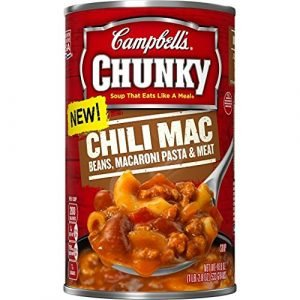 Campbell Chunky Chili
