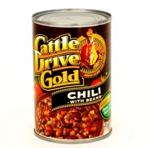 Cattle Drive Beef Chili