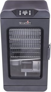 Char Broil 19202101 Deluxe Digital Electric Smoker