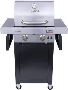 Char Broil 463632320 Signature Tru Infrared 2 Burner Cart Style Gas Grill