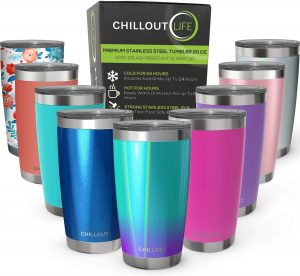 Chillout Life Coffee Tumbler