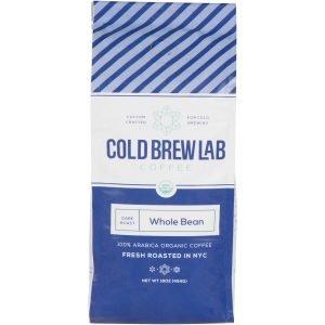 Cold Brew Lab Whole Bean Organic Coffee