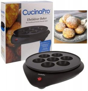 Cucinapro Takoyaki Pan And Pop Maker