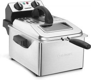 Cuisinart Cdf 200p1 Deep Fryer