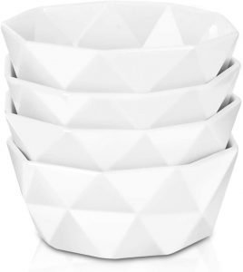 Delling Geometric Cereal Bowls
