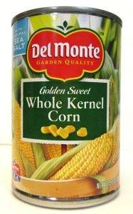 Delmonte Sweet Whole Kernel