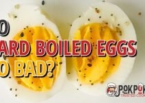 Do Hard Boiled Eggs Go Bad