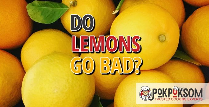Do Lemons Go Bad
