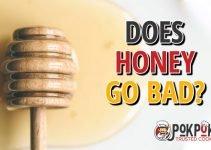 Does Honey Go Bad