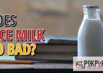 Does Rice Milk Go Bad