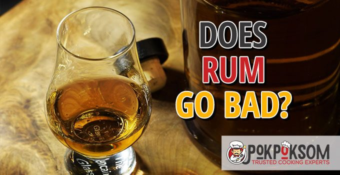 Does Rum Go Bad