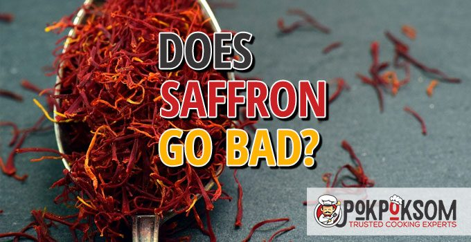 Does Saffron Go Bad