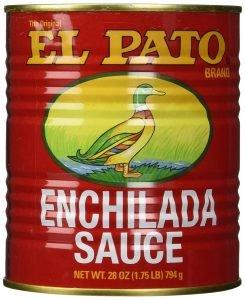 El Pato Red Chile Enchilada Sauce