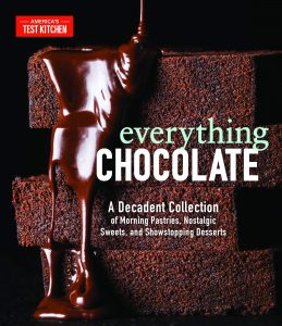 Everything Chocolate A Decadent Collection Of Morning Pastries By America's Test Kitchen