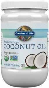 Garden Of Life Extra Virgin Coconut Oil