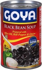 Goya Black Bean Soup