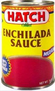 Hatch Enchilada Sauce