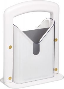Hoan The Original Bagel Guillotine Universal Slicer