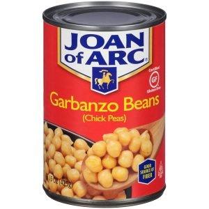 Joan Of Arc Garbanzo Beans
