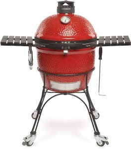 Kamado Joe Kj23rhc Classic Ii Charcoal Grill