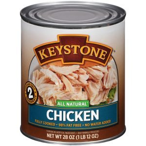 Keystone Natural Canned Chicken