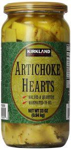 Kirkland Signature Artichoke Hearts