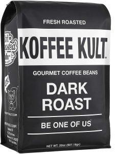 Koffee Kult Dark Roasted Coffee Beans
