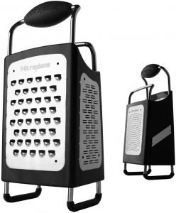 Microplane Four Blade Four Sided Box Grater
