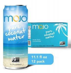 Mojo Organics Coconut Water