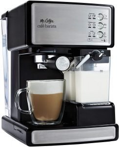Mr. Coffee Espresso And Capuccino Maker
