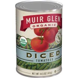 Muir Glen Organic Diced Tomato