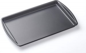 Nifty 3 Piece Non Stick Cookie And Baking Sheet