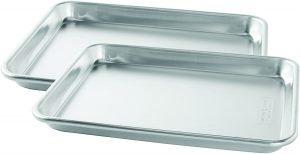 Nordic Ware Natural Aluminum Baker's Quarter Sheet
