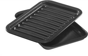 Nordic Ware Non Stick Broiler Pan