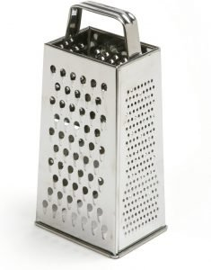 Norpro Stainless Steel Grater