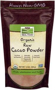 Now Foods Organic Raw Cacao Powder