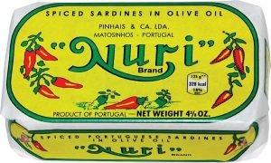 Nuri Portugese Sardines