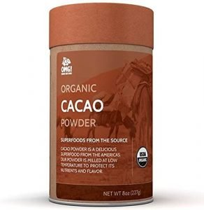 Omg Superfoods Organic Cacao Powder