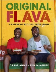 Original Flava Carribbean Cookbook By The Mcanuff Brothers