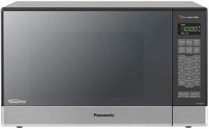 Panasonic Nn Sn686s Stainless Steel Built In Microwave