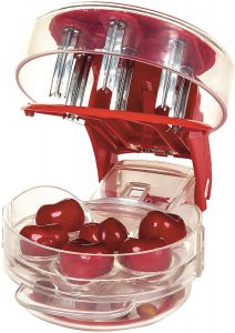Prepworks By Progressive Cherry And Olive Pitter