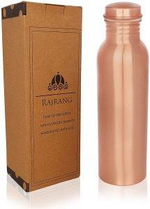 Rajrang Pure Copper Water Bottle