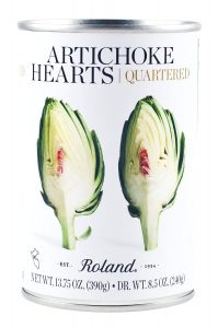 Roland Foods Quartered Artichoke Hearts