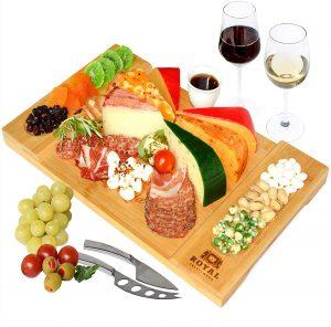 Royal Craft Wood Cheese Board