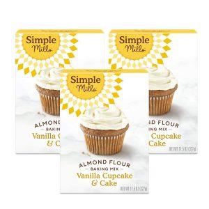 Simple Mills Vanilla Cake Almond Flour Mix