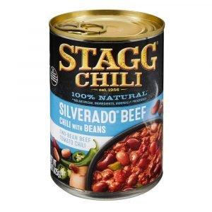 Stagg Silverado Beef Chili
