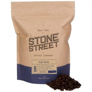 Stone Street Cold Brew Colombian Whole Bean Coffee