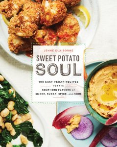 Sweet Potato Soul Cookbook By Jenne Claiborne